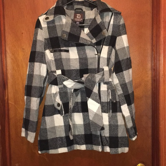 durable modeling search for newest the cheapest Dollhouse Peacoat
